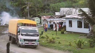 Cyclone Winston, Fiji 2016