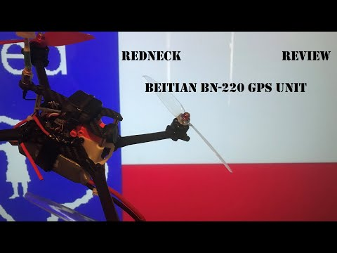 Redneck Review - BN-220 Good lightweight GPS Puck