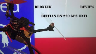 Redneck Review - Beitian BN220 GPS From Banggood.
