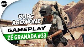 🎮 PUBG XBOX ONE: GAMEPLAY - ZÉ GRANADA #33