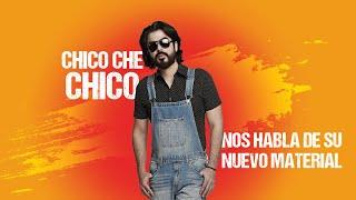 Chico Che Chico nos cuenta sobre el álbum inédito de su padre