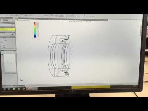 Flow Simulation For Labyrinth Seal Final Design Mp3