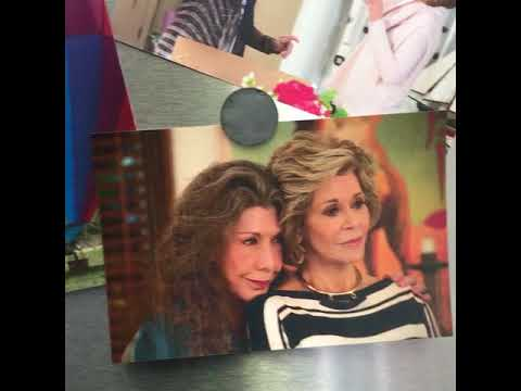 Grace and Frankie Season 4 (Announcement Date Teaser)