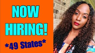 American Express Is Hiring From 49 States!