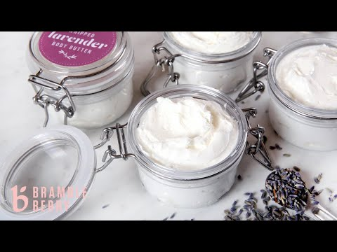 Whipped Body Butter Kit - Lavender Body Butter