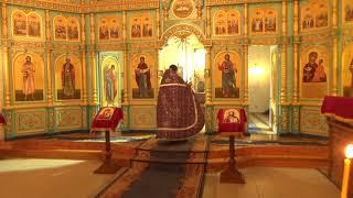 Пасхальная служба в храме 4
