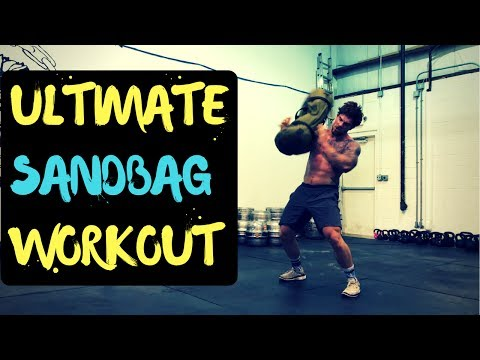 HOW TO GET SHREDDED: BEST SANDBAG WORKOUTS