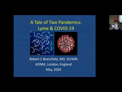 Tale of Two Pandemics: Lyme & COVID-19 Video