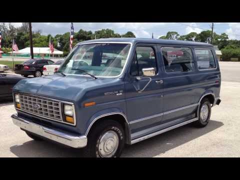 1988 Ford E150 Econoline -View our current inventory at FortMyersWA.com