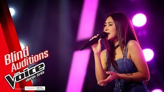 แอมมี่ - The Game Of Love - Blind Auditions - The Voice Thailand 2018 - 10 Dec 2018