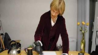 Transforming Paper: The Tea Bag Method
