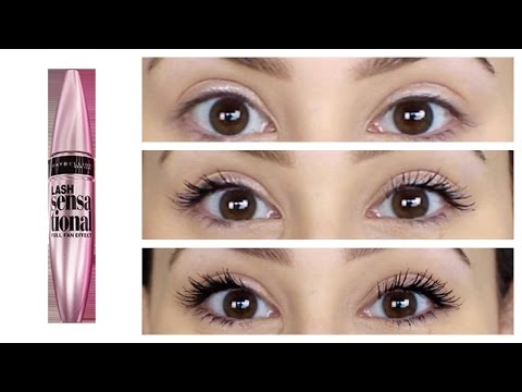 Lash Sensational Curvitude Mascara by Maybelline #8