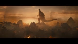 Godzilla King of the Monsters 2019 1080p ALL MONSTER & ACTION Mass Monster Movie Mash Up