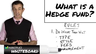 What's a hedge fund? | Marketplace Whiteboard
