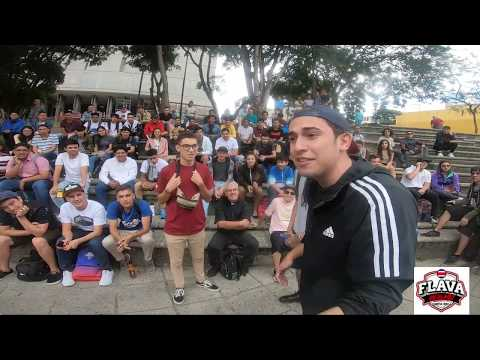 KAMAÑO VS LAYZZER VS JOLER VS AVEL VS ALFIERI | FLAVA ON THE MIC OCTAVOS DE FINAL