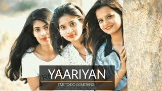 Tere Jaisa Yaar | Ye Dosti Hum Nahi Todenge | Female Version | Heart Touching Story