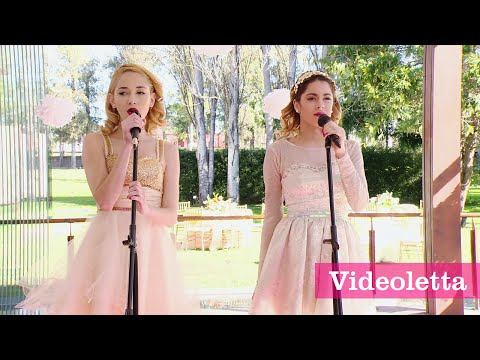 Violetta 3 English: Vilu and Ludmi sing \