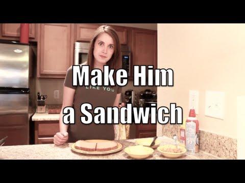 Jak chlapovi připravit ten nejlepší sendvič