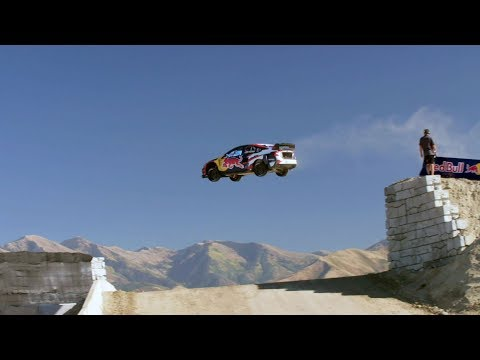 Travis Pastrana vs NRX