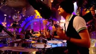 Dizzee Rascal vs Nirvana, Stand Up Tall LIVE BAND