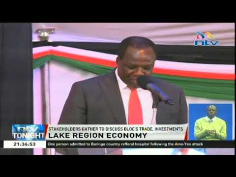 President Kenyatta opens Trade Investment & Blue Economy Conference