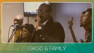 Génération Kabemba   Louange Live   ACEM PARIS