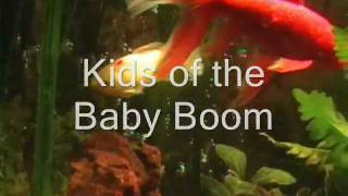 Bellamy Brothers - Kids of the Baby Boom - Lyrics