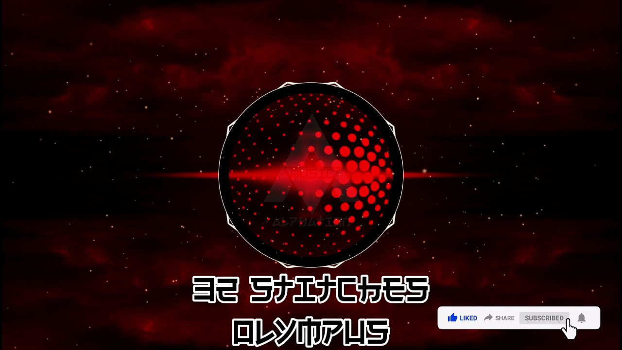 Red Star – Avee Player Template