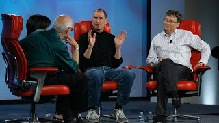 Стив Джобс и Билл Гейтс (Интересное) Интервью