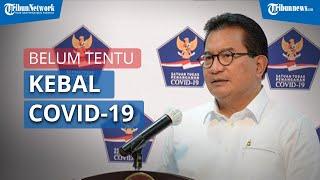 Wiku Adisasmito: Jangan Berpikir karena Rajin Olahraga dan Diam di Rumah Bisa Kebal dari Covid-19