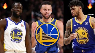 Previewing The Golden State Warriors 2019 20 NBA Season & Predictions! | Stephen Curry MVP Season!