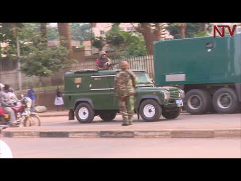 Police now in charge of BoU currency consignment investigation
