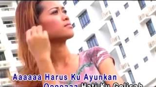 Graviti Perjalanan Cinta (karaoke)