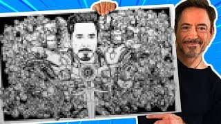 mqdefault - Drawing ALL 50 IRON MAN SUITS in 24 HOURS+ !!