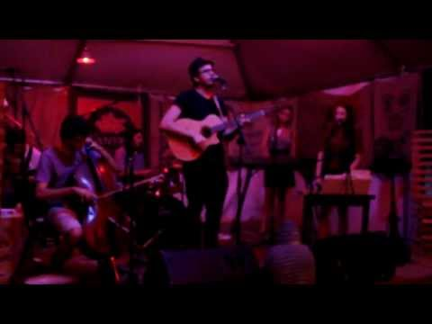 Broken Umbrella Academy--How to Breathe--Live @ Tantra Coffee House