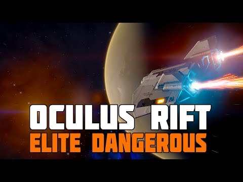 Elite Dangerous with the Oculus Rift - is it Worth it?