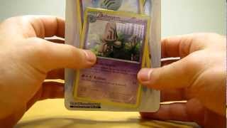 Elgyem  - (Pokémon) - Opening a Beheeyem Boundaries Crossed Pokemon Booster Pack