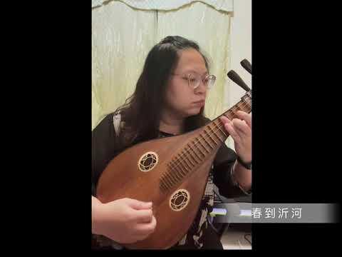 【表藝如果電話亭】臺南市民族管絃樂團—顏滋瑩老師(柳琴)