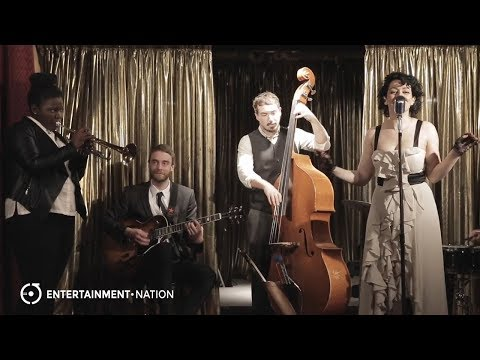 Oriana Barn Shakers Perform 'It Don't Mean A Thing