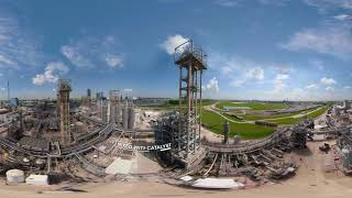 Behind The Fence: 360 Degree Petrochemical Tour