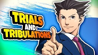 【 Phoenix Wright: Trials and Tribulations 】Case 1 Part 1 - Live Stream Gameplay