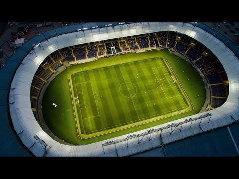 Стадіон з повітря