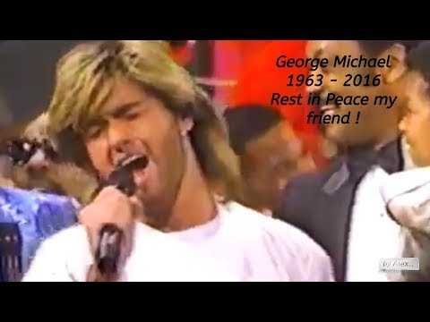 """GEORGE MICHAEL and Diana Ross""""I wanna know what love is"""" - a tribute 1963-2016"""