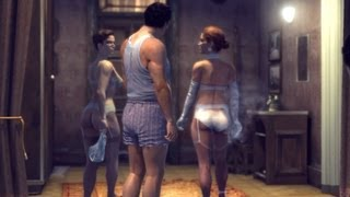 Joe's Girls: Gangster Entertain with Sexy Hookers. Vito Visits a Friend (Mafia 2)