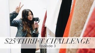 ByChloeWen $25 Thrift Challenge - Episode 3