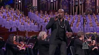 """Where You Are, from Disney's """"Moana"""" - Alex Boyé & the Mormon Tabernacle Choir"""