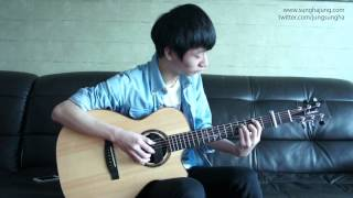 (Evanescence) My Immortal   Sungha Jung