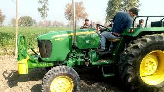 John deere 5036 D tractor average in rotavator - dmclip com