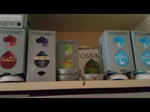 TASSIMO T40 REVIEW