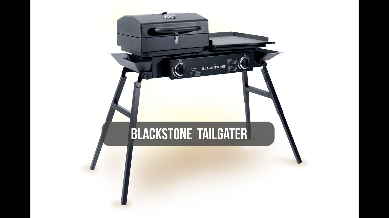 Blackstone Grills And Griddles ~ Blackstone tailgater gas grill griddle